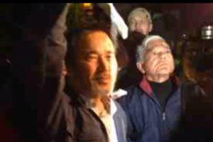 2015.04.21「負けるな博治!」沖縄平和運動センター議長の山城博治さんが病気療養へ
