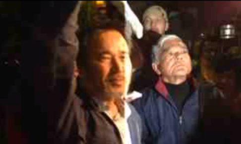 「負けるな博治!」沖縄平和運動センター議長の山城博治さんが病気療養へ