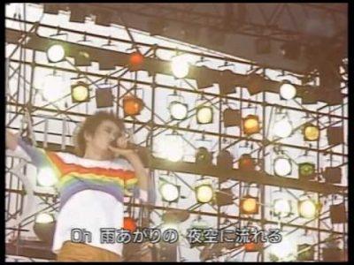 追悼:忌野清志郎さん…「雨上がりの夜空に」