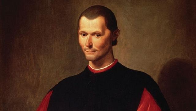 ニコロ=マキァヴェリ(1469~1527)
