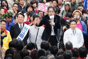 小林よしのり氏、立憲民主党の応援