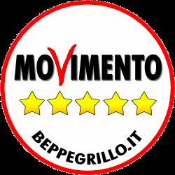 イタリア五つ星運動ロゴ