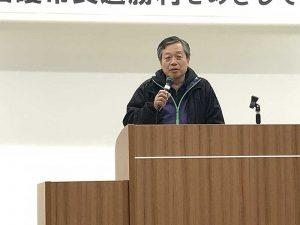 行動提起・辺野古への基地建設を許さない実行委員会