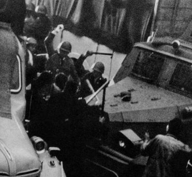 60年安保 機動隊のデモへの暴行