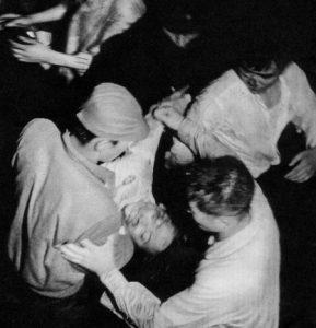 60年安保 機動隊による樺美智子さん虐殺