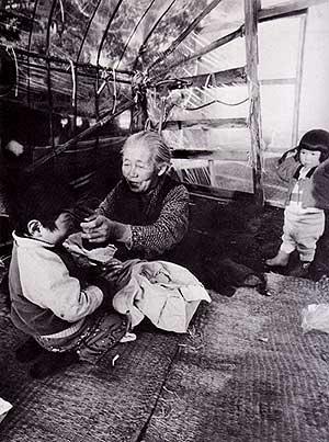 三里塚の農民(70年代)