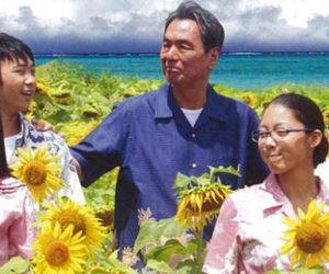 ひまわり~沖縄は忘れない あの日の空を