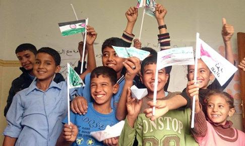 サハル来日:ガザに生きる
