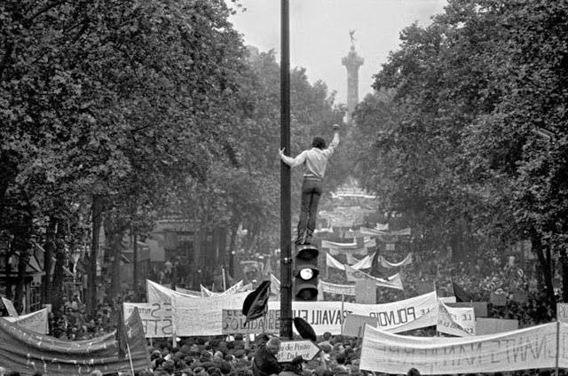 パリ5月革命