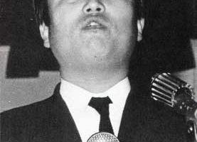 本多延嘉氏