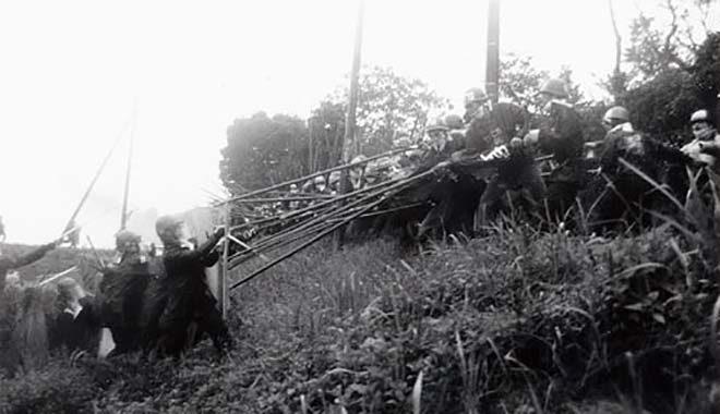 1985.9.29 成田用水辺田会戦