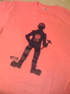 かっこいいTシャツ!
