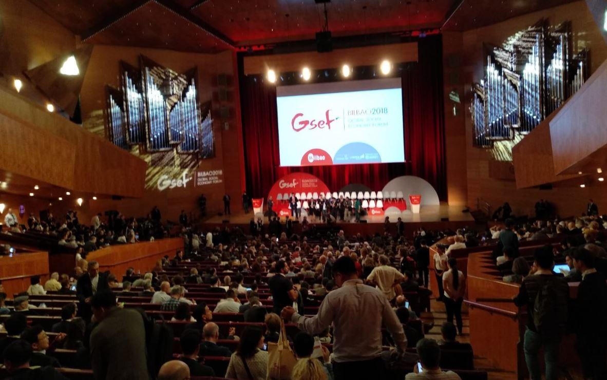GSEF 2018 ビルバオ大会