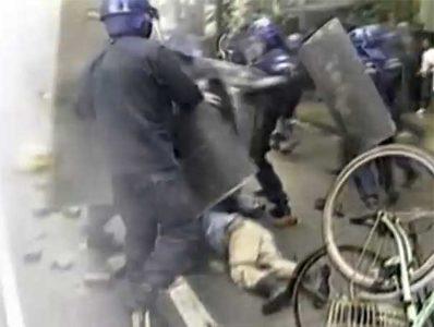 釜ヶ崎 第22次暴動