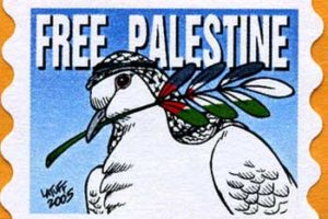 free_palestine_パレスチナに自由と平和を