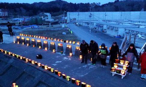 東日本大震災から8年 福島の実情を語る 忘れないでください