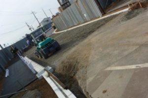 空港会社が第3誘導路の本格工事を開始