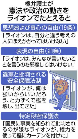 『檻の中のライオン』楾大樹さん