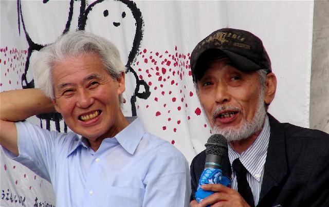 正清太一さんと淵上太郎さん