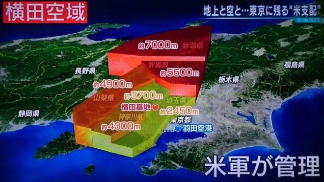 横田空域 なぜ首都圏上空を米軍が管制するのか