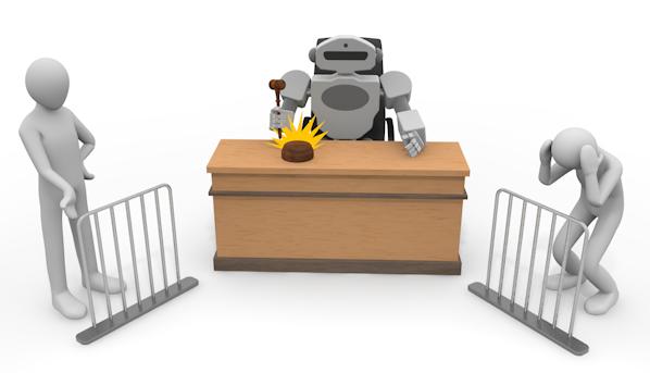 ロボット裁判官