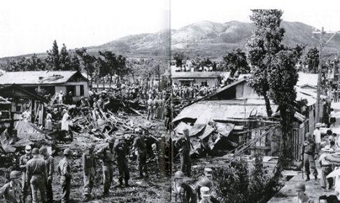 宮森小学校米軍機墜落事件