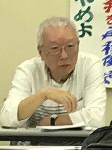 湯川順夫さん