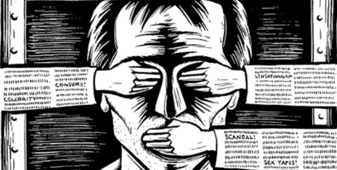言論の自由・検閲。秘密保護法
