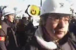 長居公園 野宿労働者の強制排除(動画)