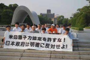 核兵器の材料を提供しながら核廃絶?米印原子力協力と日本