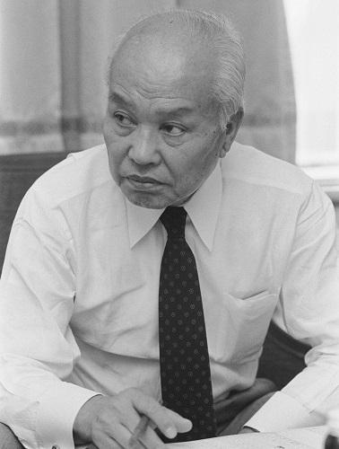 秦野章(1911~2002)
