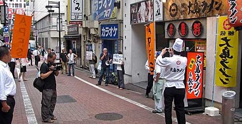 大島ラーメンは外国人労働者の悔し涙の味がする