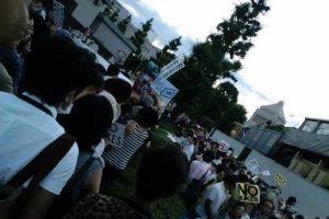 2012/06/22 大飯原発再稼働反対官邸前行動
