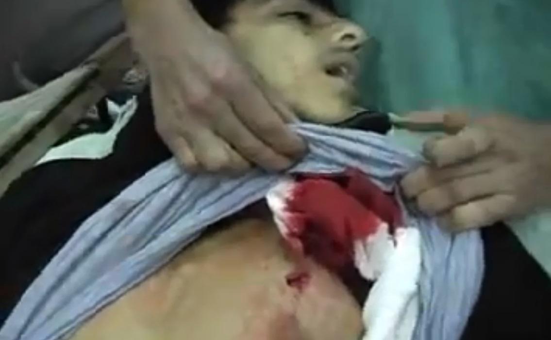 ある弾丸の行方(A Bullet Journey)パレスチナの「日常」
