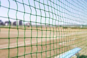 草野球ネット裏