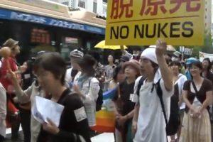 2011.6.11 脱原発100万人アクション in 横浜