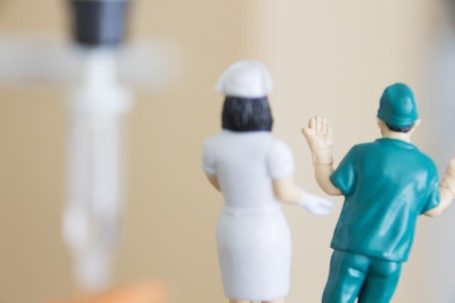 新自由主義で医療はギリギリの水準に
