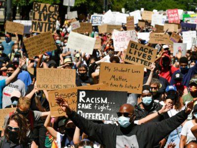 世界は蜂起する! 米BLM運動・香港市民の闘いに国境を超えて応えよう
