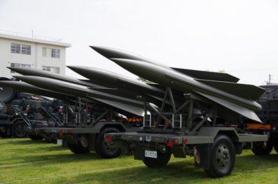 自衛隊マーク2ミサイル