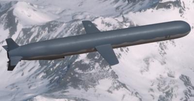 長距離巡航ミサイル