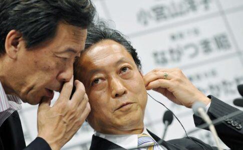 平野博文官房長官と鳩山首相