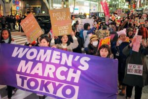 WOMEN'S MARCH TOKYO 2019