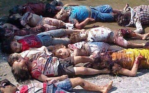 イスラエルによるガザ虐殺