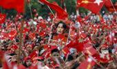 ビルマ】非民主的な総選挙で軍政側が「圧勝」NDFは惨敗