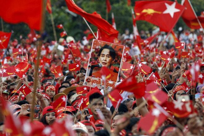 ミャンマー民主化運動