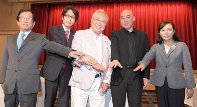 愛知県知事リコール運動で大量(8割)の署名偽造事件