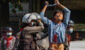 抵抗を諦めないミャンマー民衆に連帯の声をあげよう 4.25新宿デモへ!