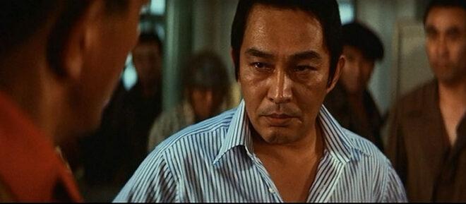 俳優時代の安藤昇「三代目襲名」