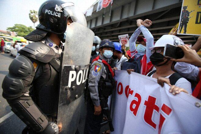 ミャンマー2021
