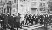 連載】戦旗・共産同写真集/1972年 – 神田武装遊撃戦 128名逮捕